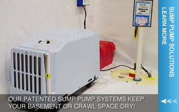 We are the Arkansas Sump Pump Experts!